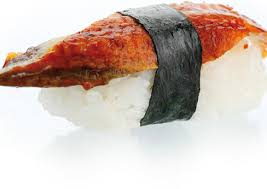nigiri anguille