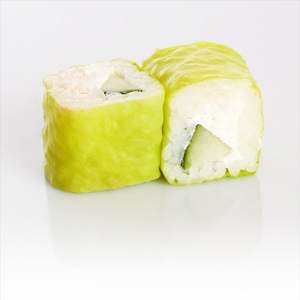 soja roll concombre fromage
