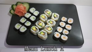 lunch midi A