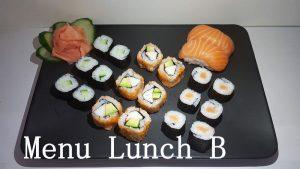 lunch midi B